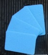 Blue Pads for RV body cleaning
