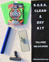 Clean and Dry Kit